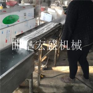 宏盛专业鲜土豆粉机畅销十年空心粉耗子机货源厂家