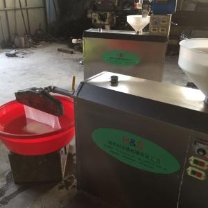 拉皮机火爆预定中小型加工肥羊粉机