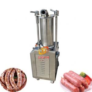 電動液壓灌腸機 立式臘腸灌腸機