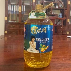 津味坊成品大豆油