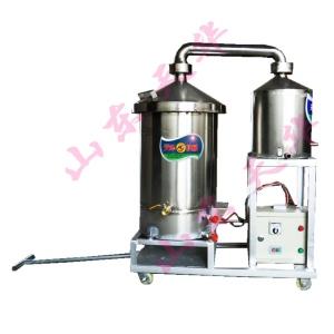 天华小型果酒机 纯粮烧酒设备 烤酒技术参数