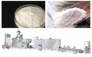 預糊化變性淀粉生產線廠家
