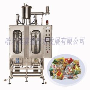 高速全自动液体包装机-酱油、醋、黄酒、汤料、液态调味品包装机