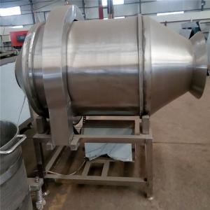 墨西哥鸡味卷滚筒拌料机 栗米条滚筒拌料机 小小酥滚筒拌料机