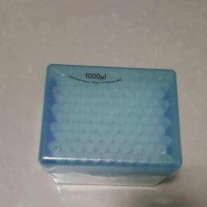 Axygen 1000ul带滤芯盒装灭菌吸头货号TF-1000-R-S