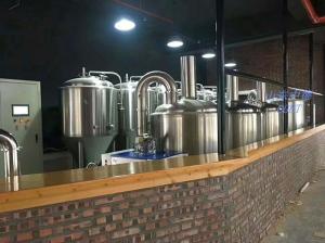 500升啤酒设备