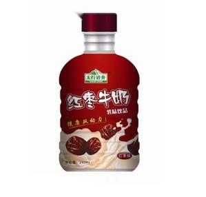太行岩井红枣牛奶260ml