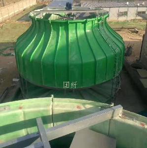 天津低噪声圆形冷却塔