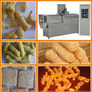非油炸零食生產線膨化休閑食品加工設備廠家直供