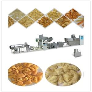 油炸膨化食品生產線休閑零食加工機械源頭