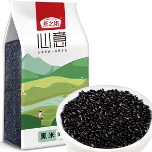 燕之坊珍贡黑米五谷杂粮营养粥米