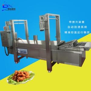 豆腐干油炸机 全自动豆腐干油炸机厂家