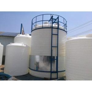 15立方外加剂储罐  杭州15吨减水剂储罐 塑料储罐