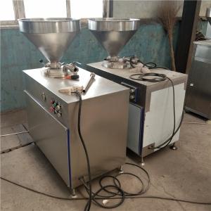義康CL-40型 液壓豬肉腸灌腸機 蒜蓉腸灌腸機 雙管連續灌腸機