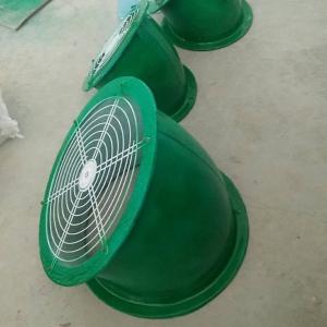 軸流風機防雨罩廠家多種角度45/60/90度圓形方形軸流風機防雨彎頭