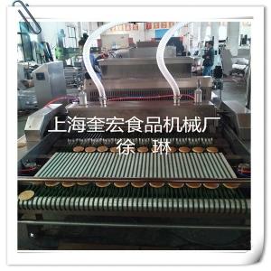 銅鑼燒蛋糕機器/全自動銅鑼燒蛋糕生產線/銅鑼燒生產設備