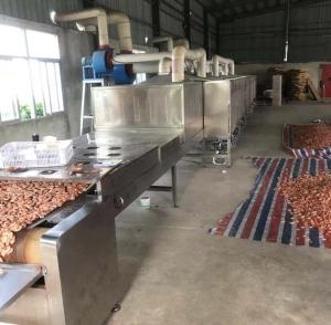 大蝦烘干烘烤機器