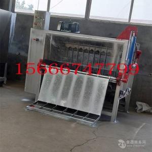 厂家直销全自动猪zy-180型拔毛机屠宰流水线设备 可加工定制
