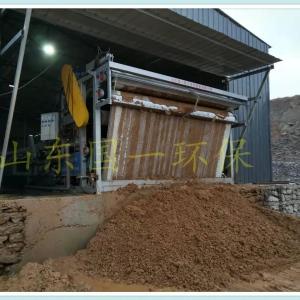 洗砂泥浆挤不好干机