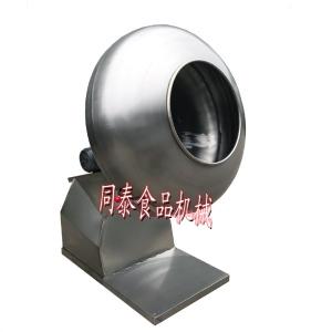 不銹鋼圓形裹粉機
