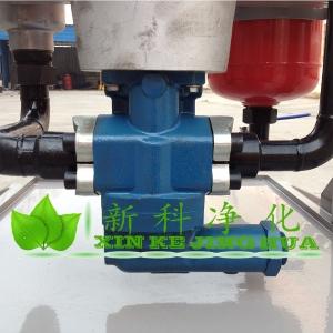 永科凈化 流體齒輪油泵 泵站KF40RF齒輪泵