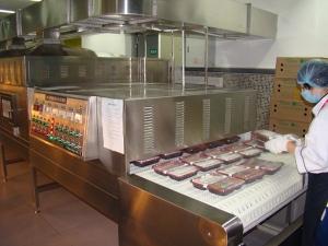 冷链盒饭复热机(加热设备)