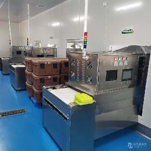 配送中心專用冷鏈盒飯加熱設備