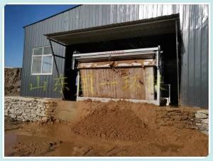 板框压滤机冰破雪刃 诸城挤泥机环保设备公司