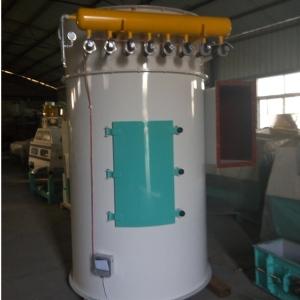 蚕豆加工企业专用脉冲布袋除尘器