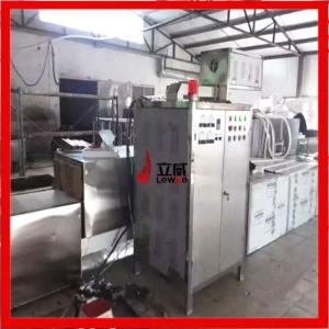 核桃仁微波烘焙干燥机温度