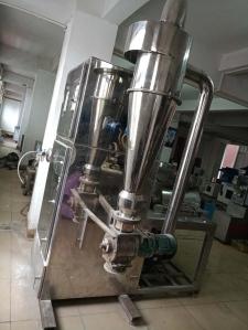 脉冲除尘茶叶粉碎机_大型超细粉碎机组_贝壳粒粉碎机加工厂