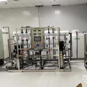 安徽芜湖水处理设备厂家|达方环保设备|电泳漆反渗透纯水设备