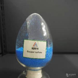 硫酸铜 食品级硫酸铜25kg