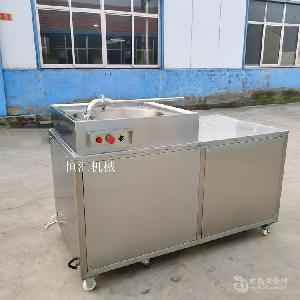 猪肉肠液压灌肠机 纯肉肠灌肠机YG-80L厂家报价: