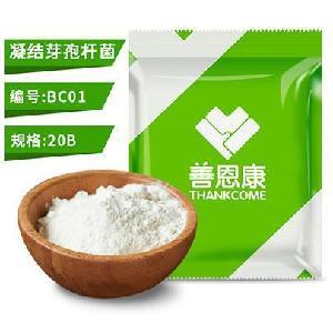 善恩康(凝结芽孢杆菌BC01)益生菌原料冻干粉