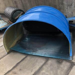 輸送機械配套防雨罩 玻璃鋼防雨罩 設備用玻璃鋼防護罩廠家定做