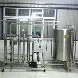 2000瓶/时黄酒米酒生产线配套过滤设备-黄酒除沉淀过滤机