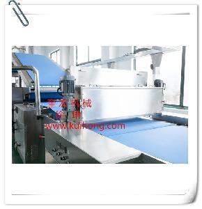 全自動餅干加工生產線/不銹鋼餅干機/大型餅干生產設備