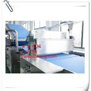 蘇打餅干生產設備/全自動多功能酥性餅干生產線/自動夾心餅干機