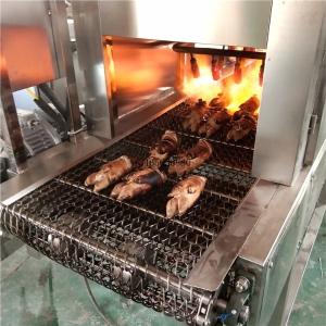 义康牌SMJ-3000型猪蹄子喷毛机  燃气烤毛机