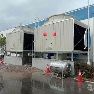 信宜市闭式方形冷却塔报价单|高温方形冷却塔|规格800T