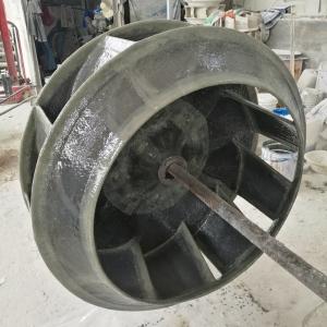 玻璃鋼風機葉輪4-72φ9-19玻璃鋼離心風機葉輪廠家/價格