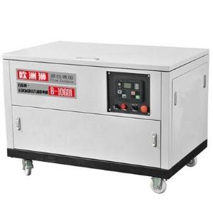 10千瓦低噪音汽油发电机