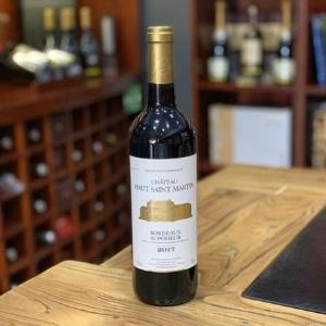 干红葡萄酒圣马丁酒庄