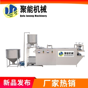 不锈钢豆腐皮机 聚能专业豆腐皮机械设备