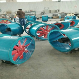 防爆軸流風機BT35-11No3.55-1.1kw防爆玻璃鋼軸流風機型號參數