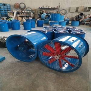 西安防爆軸流式通風機BT35-12No.4.0生產廠家