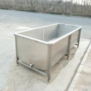 大小不同的不銹鋼水槽功能