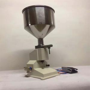 手动膏液灌装机A03
