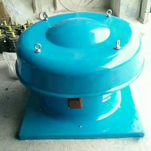 安徽屋頂軸流風機BDW-87-3低噪聲屋頂風機玻璃鋼風機